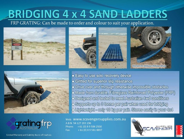 4x4-sand-ladders-bog-mats-made-from-frp-grating 4x4 sand ladders bog mats made from FRP Grating sand mats sand ladders ladders FRP Grating FRP bog 4x4
