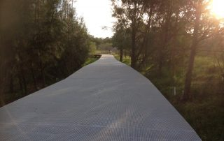 frp-mini-mesh-grating-tallawarra-shareway-320x202 FRP Mini Mesh Grating - Tallawarra Shareway Mini Mesh Grating FRP Australia Grating FRP Decking Boardwalk