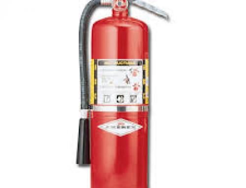 MARINE FIRE SAFETY – Supplying approved Extinguishers Mandurah